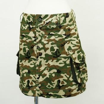 タクティカルショートスカート